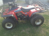 Kawasaki Bayou 4 Wheeler This weekend only