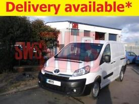 2015 Toyota Proace 1200 L2H1 HDI 2.0 Panel Van DAMAGED REPAIRABLE SALVAGE