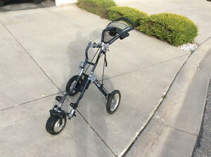 Sun Mountain 3 Wheel Electric Golf Cart For Sale