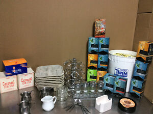 Coffee and Tea Supplies