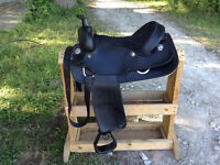Wintec Western Saddle/ Fit my Draft