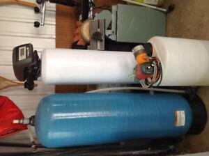 Système de traitement d'eau au chlore KINÉTICO