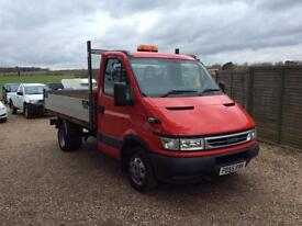 FORD IVECO DAILY-TIPPER-35C12**1 OWNER**