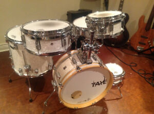 Taye GoKit professional drum set by Ray Ayotte