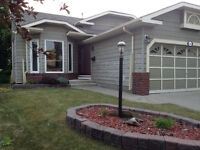 Beautiful fully furnished home in Shawnessy