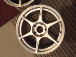BMW three series racing rims