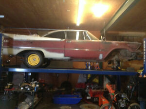 '59 DODGE CORONET PROJECT CAR