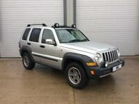 2005 Jeep Cherokee 2.8 TD Renegade 4x4 5dr