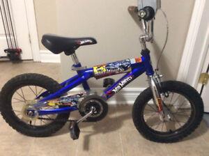 Kid's Hotwheels Bike (12 inch wheel)