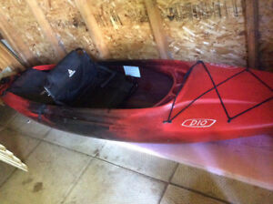 Ascend D10 Sit-In Recreational Kayak
