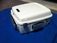 HARLEY DAVIDSON  TRUNK /TOUR PACK  POLICE RADIO BOX
