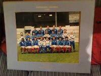 Portsmouth Football.Club Limited edition 1986-1987. 30 of 100