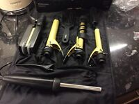 Philips - Tresemme 13-piece hair heat-styler set