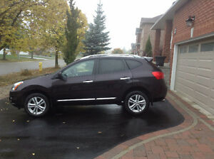 2013 Nissan Rogue sv and winter tires