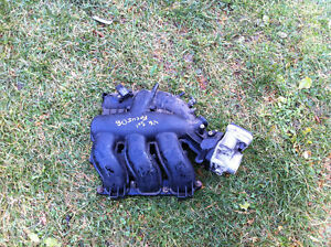 2006 ford fusion intake manifold and throttle body 3L V6 engine
