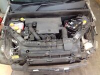 Breaking Ford Fiesta Fusion 1.4