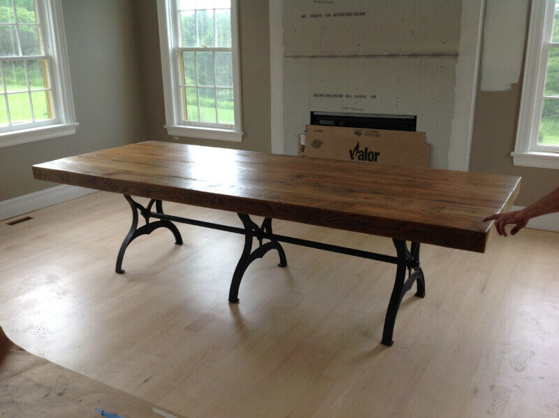 Custom Made Harvest Tables And More Dining Tables Amp Sets