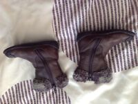 Size 6 1/2 girl's boots
