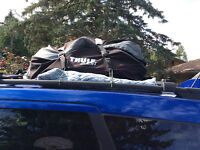 Thule Quest Roof Top Cargo bag