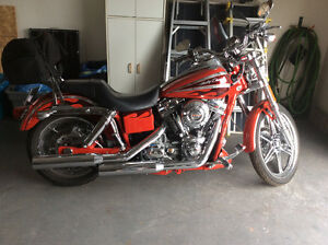 2008 Harley Davidson Screamin' Eagle Dyna CVO