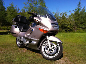 1999 BMW K1200LT  luxury touring