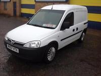 Vauxhall Combo 1.3CDTi 16v( 2000) 5 DOOR VAN, 1 OWNER, SERVICE PRINT OUT,2007