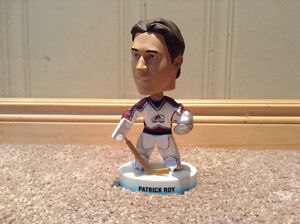 Patrick Roy Bobblehead Colorado Avalanche NHL Kitchener / Waterloo Kitchener Area image 1