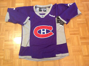 Montreal Canadians Carey Price Purple Jersey-Men's Medium - BNWT
