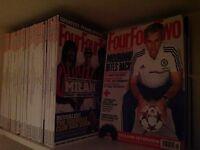 FourFourTwo Magazines