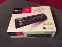 Sony CDX-GT550UI Car radio/ CD / USB / aux player
