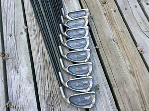 Ping ISI irons
