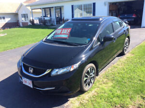2014 Civic for sale