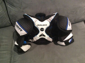 Kids Bauer Shoulder Pads