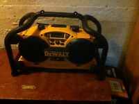 Dewalt Job site Radio