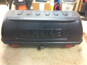 """""""THULE"""" THE BEST BRAND OF LUGGAGE BOX FOR VEHICLES"""
