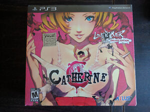 Catherine Love is Over Deluxe Editon PS3 (Sealed)