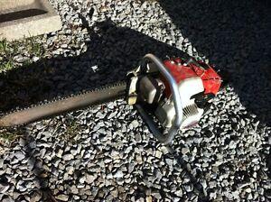 """Stihl s10 56cc gas chainsaw 20"""" bar and sharp chain"""