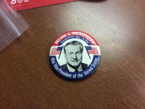macaron vice-président américain 1974