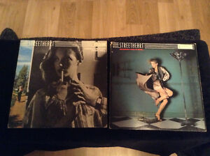 2 Streetheart LPs