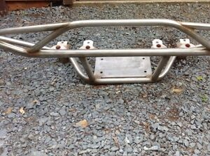 Stainless Tube Bumper for Toyota