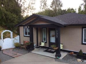 Lake Cowichan Dream Home For Sale