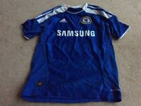 KIDS CHELSEA FOOTBALL SHIRT