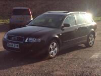 2004 Audi A4 Avant 1.9TDI SE CVT Automatic 103,000 Miles