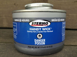 Brand New Cases of Wick Chafing Fuel - CHEAP! Kitchener / Waterloo Kitchener Area image 1