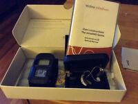 Hearing aid for sale