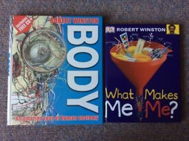Body & What Makes Me Me? By Robert Winston