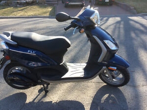 Scooter Piaggio Fly 50