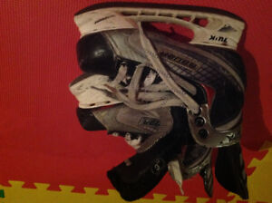 Youth hockey skates size4