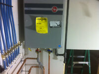 Hot Water Tank Replacement Medicine Hat and Redcliff