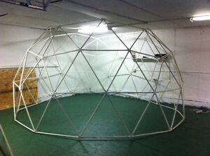16 foot Geodesic Dome